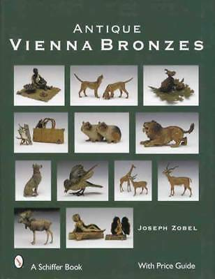 Antique Vienna Bronze Collector ID Guide c1870-Up Figurines, Lamps, Mini Animals
