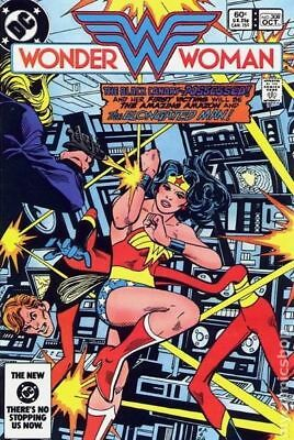 Wonder Woman (1st Series DC) #308 1983 FN- 5.5 Stock Image Low Grade