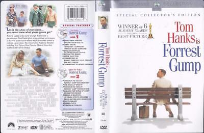 Dvd:  2-Disc Forrest Gump Special Collector's Widescreen Edition.....tom Hanks