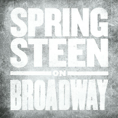 Bruce Springsteen - Springsteen on Broadway - New 2CD Album