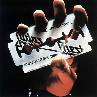 JUDAS PRIEST British Steel (Gold Series) CD BRAND NEW
