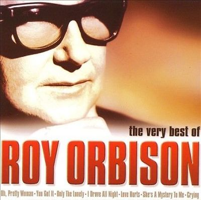 ROY ORBISON The Very Best Of CD BRAND NEW
