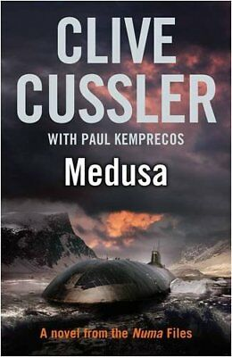 Medusa: A Novel from the NUMA Files By Clive Cussler