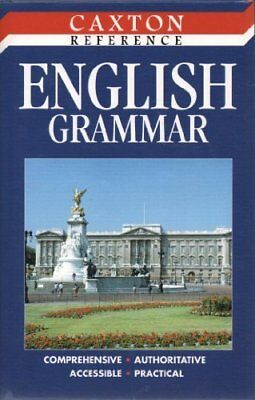 English Grammar (Caxton Reference) By SUPERLAUNCH LTD (ED)