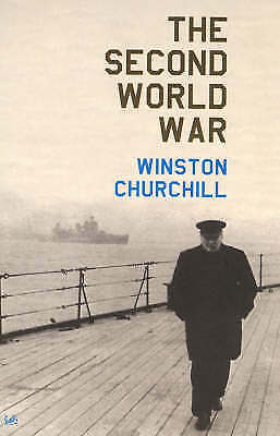 TheSecond World War by Churchill, Sir Winston S. ( Author ) ON Jan-03-2002, Pape
