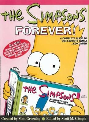 """The """"Simpsons"""" Forever: A Complete Guide to Our Favorite Family...Continued By"""