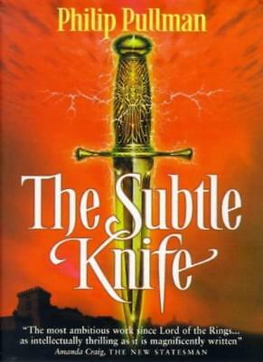 The Subtle Knife (His Dark Materials, Book 2) By Philip Pullman. 9780590112895