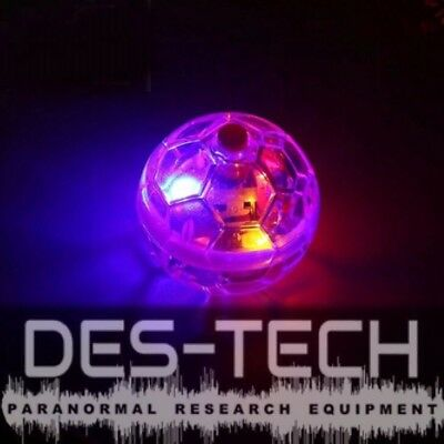 PARANORMAL EQUIPMENT - Vibration Activated Light Sphere - DES-TECH GHOST HUNTING
