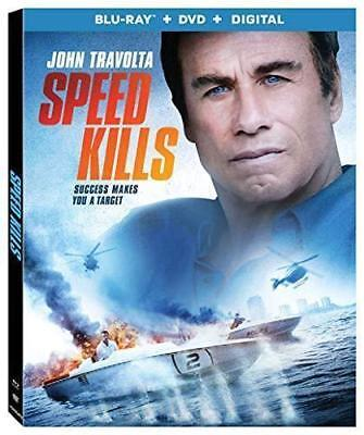 NEW - Speed Kills BLU-RAY/DVD/DIGITAL with SLIPCOVER
