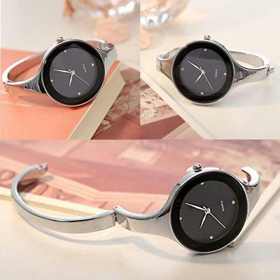 Ladies Quartz Wrist Watch Women Silicone Strap Analog Fashion Casual Watches