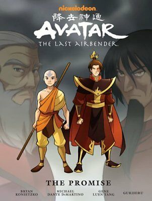 Avatar: The Last Airbender# The Promise Library Edition 9781616550745