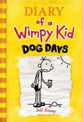 Dog Days (Diary of a Wimpy Kid) By Jeff Kinney. 9780141327655