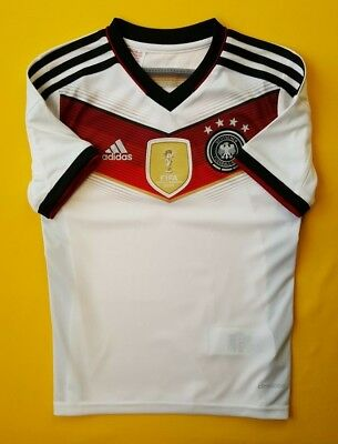 52d4f0a8a8f 5+ 5 Germany DFB kids jersey 9-10 years 2014 shirt M35023 Adidas
