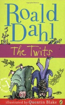 The Twits By Roald Dahl. 9780141322759