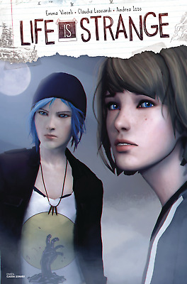 LIFE IS STRANGE #3 (2018) - Cover B - New Bagged