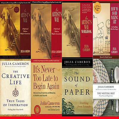 The Artist's Way e-Bo0ks Set Collection New Series Pack by Julia Cameron 8[PDF]