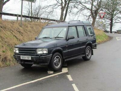 Land Rover Discovery 3.9 V8 GS WITH LPG CONVERTION