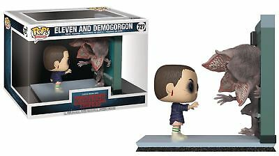 Funko Pop Television - Stranger Things - Eleven and Demogorgon Figure