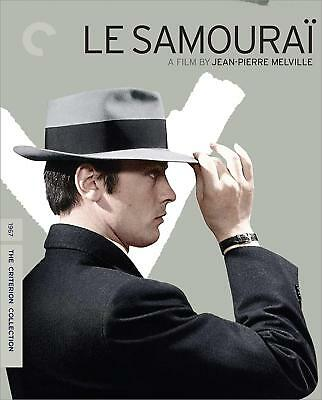 LE SAMOURAI [New Blu-ray] Criterion Collection: Widescreen Special Edition