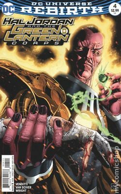 Hal Jordan and The Green Lantern Corps #4A 2016 Van Sciver VF Stock Image