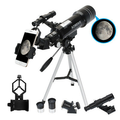40070 Refractor Astronomical Telescope With Tripod & Phone Adapter Kids Gift