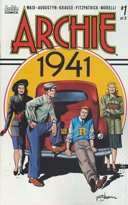 Archie 1941 (Archie) 1A 2018 Krause Variant VF Stock Image