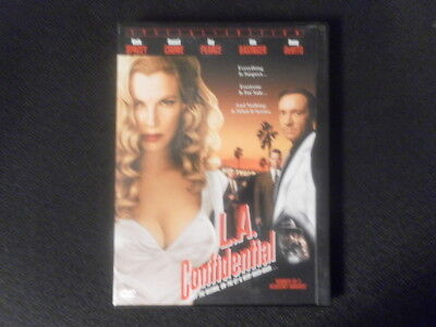 L. A. Confidential, DVD