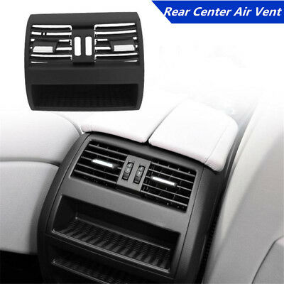 Autos Rear Center Console Fresh Air Outlet Vent Cover 64229172167 For BMW 5 F10