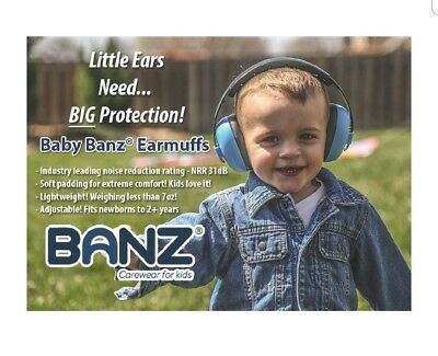996338bdfb BABY BANZ EAR muffs Baby Pink 0-2 years New -  30.99