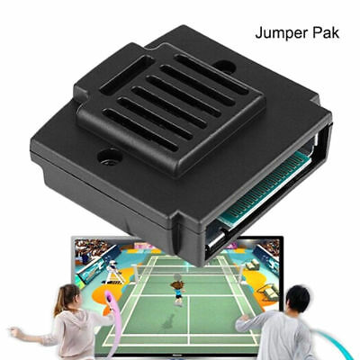 Memory Expansion Pack Professional Jumper Pak for Nintendo 64 Video Game Console