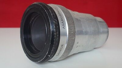 SANKOR ANAMORPHIC ADAPTER-M [Needs Cleaning] -As is-