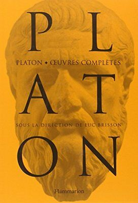 Platon : Oeuvres completes