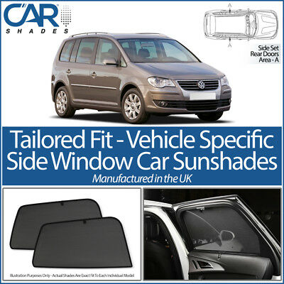Fiat Grande Punto 2005-14 5dr UV CAR SHADES WINDOW SUN BLINDS PRIVACY GLASS TINT