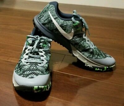separation shoes 10b89 6ed6e NIKE AIR ZOOM TERRA KIGER 4 TRAIL RUNNING SHOES -No Lid-  880563