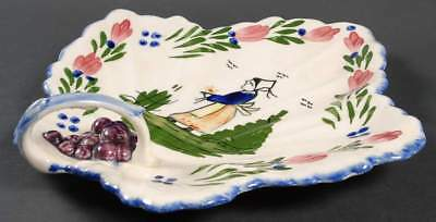 Blue Ridge Pottery FRENCH PEASANT Leaf Tray 9015393
