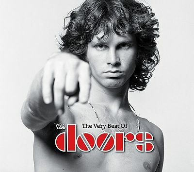 THE DOORS The Very Best Of 2CD BRAND NEW Greatest Hits Jim Morrison Slipcase