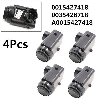 New 4X PDC Parking Sensor For Mercedes Benz W163 W164 W203 W210 W211 W220 CL500