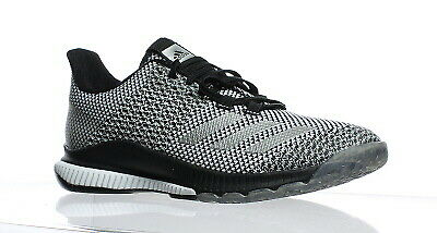 official photos b8d52 2af85 Adidas Womens Crazy Flight Bounce 2 Black Running Shoes Size 6.5 (157516)