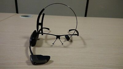 Vuzix M100 Smart glasses - Augmented Reality- Black - Good condition