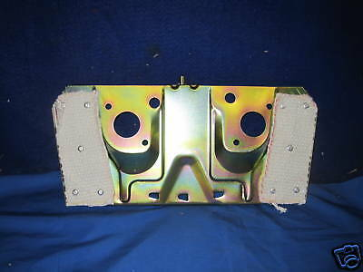 NEW MGB ROADSTER /GT CARBURETTOR HEAT SHIELD 1962 -74                a file