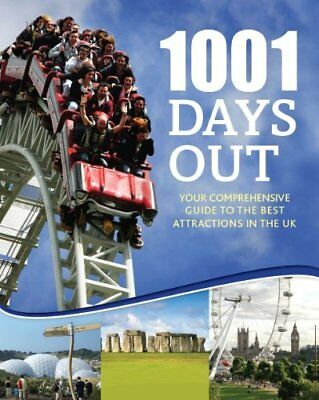 1001 Days Out 2011. 9781445416250