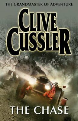 THE CHASE By CLIVE CUSSLER. 9780718152796