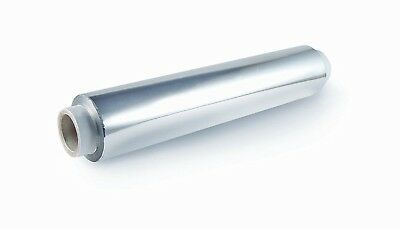 OFFER Aluminium Kitchen Catering FOIL Tin Food Baking Oven Wrap 450mm X 75m NEW