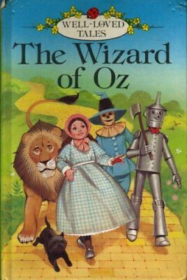 Wizard of Oz (Well Loved Tales Level 3) By L. Frank Baum