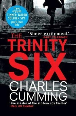 Trinity Six By Charles Cumming
