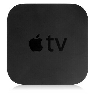 Apple TV A1469 3rd Generation (Missing Remote) (MD199LL/A) - Black