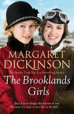 The Brooklands Girls by Margaret Dickinson 9781509851492 (Paperback, 2019)