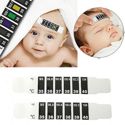 Image result for forehead sticker thermometer