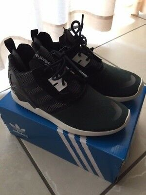 NEW Adidas ZX 8000 Boost Men's Sz 11 Shoes Black White B26366 $140