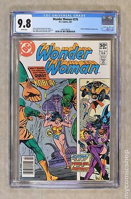 Wonder Woman (1st Series DC) #276 1981 CGC 9.8 1497238020